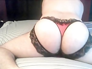 Sissyboy Panties DryHump