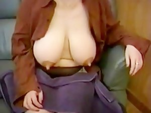 Mom s huge lactating boobs need relief 7