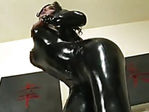 transsexual in latex