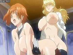Anime shemales group sex orgy